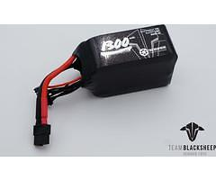 TBS Batterie Lipo Akku Graphene 1300mAh 6S 75C