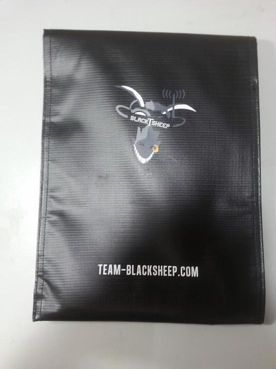 TBS Akku Batterie Lipo Sicherheitstasche Safe Bag - Pic 2
