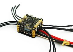TBS Powercube 2 in 1 Flight Controller und ESC FPVision