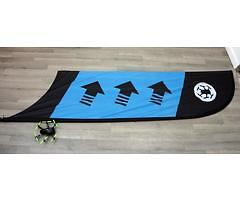TBS Racing Flagge Checkpoint oder Kurve (Blue)