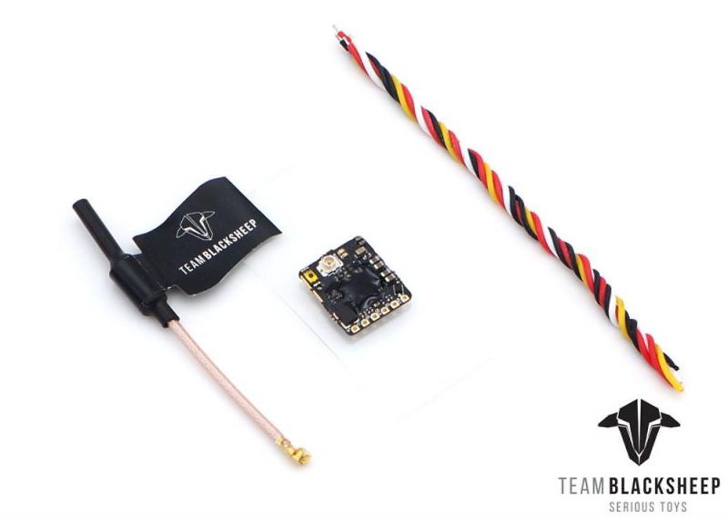 TBS Unify Pro32 Nano 5G8 - Pic 3