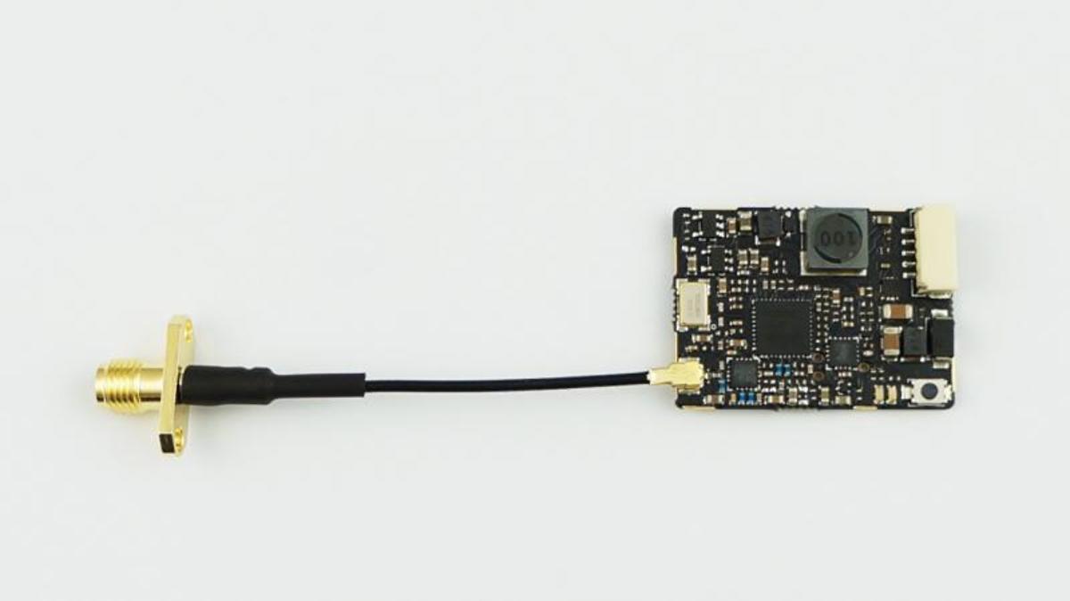 TBS Unify Pro HV Hochvolt 5.8 GHz FPV Sender RP-SMA - Pic 3