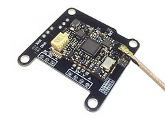 TBS Unify 5V / FrSky RX Mount Board