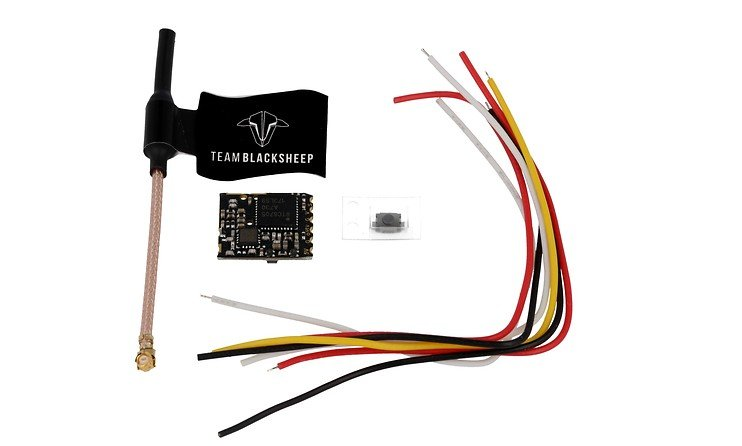 TBS Unify Pro Nano 5V 5.8 GHz  FPV Video Sender
