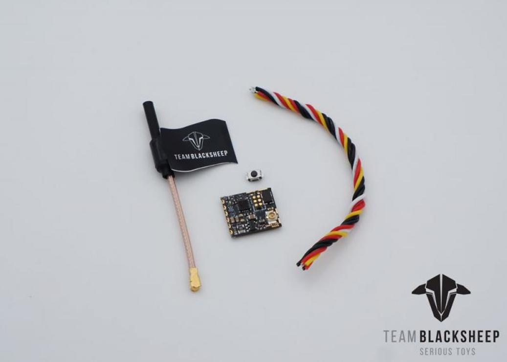 TBS Unify Pro Nano 5V 5.8 GHz  FPV Video Sender - Pic 2