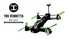 TBS Vendetta 2 FPV Race Copter
