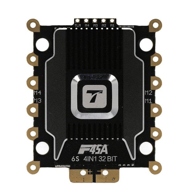 T-Motor F45A 3-6S BLHeli 32 4-in-1 ESC - Pic 2