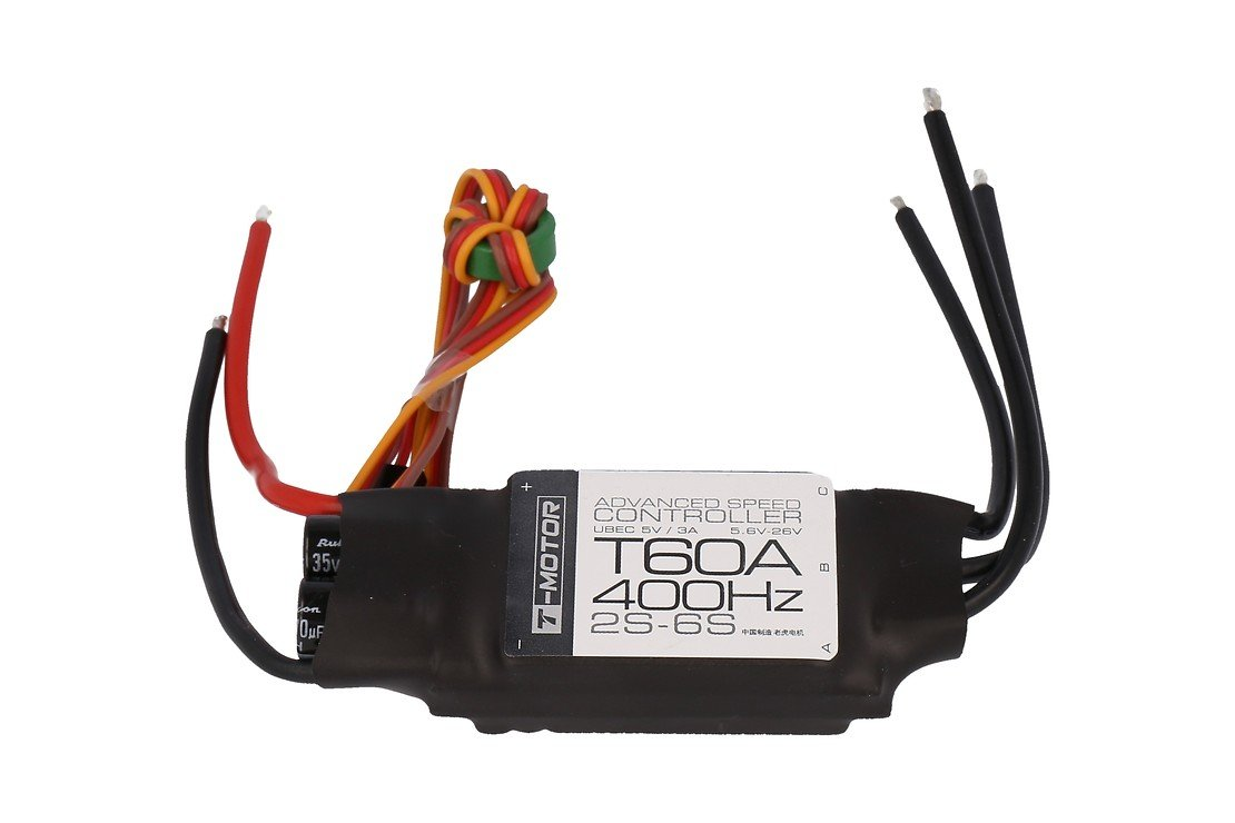 T-Motor T60A ESC (2-6S) - Pic 1