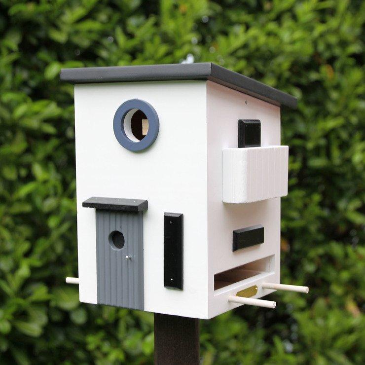 Wildlife Garden Vogelhaus Multiholk Bauhaus plus - Pic 2