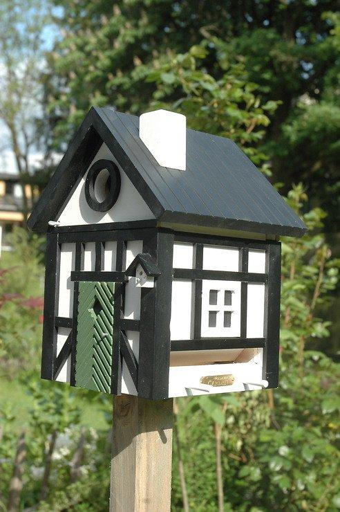 Wildlife Garden Vogelhaus Multiholk Tudor Haus plus - Pic 1