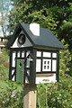 Wildlife Garden Vogelhaus Multiholk Tudor Haus plus - Thumbnail 1