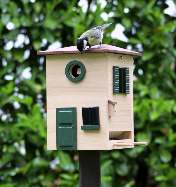 Wildlife Garden Vogelhaus Multiholk Toskana plus Aktions Preis! - Pic 2