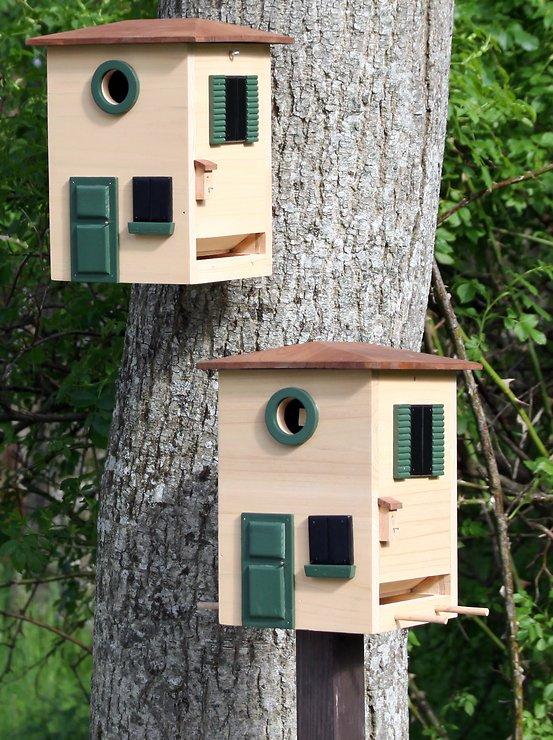 Wildlife Garden Vogelhaus Multiholk Toskana plus Aktions Preis! - Pic 3