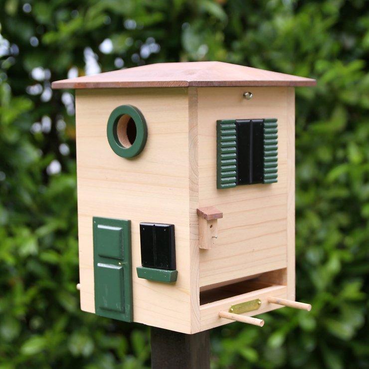 Wildlife Garden Vogelhaus Multiholk Toskana plus Aktions Preis! - Pic 1