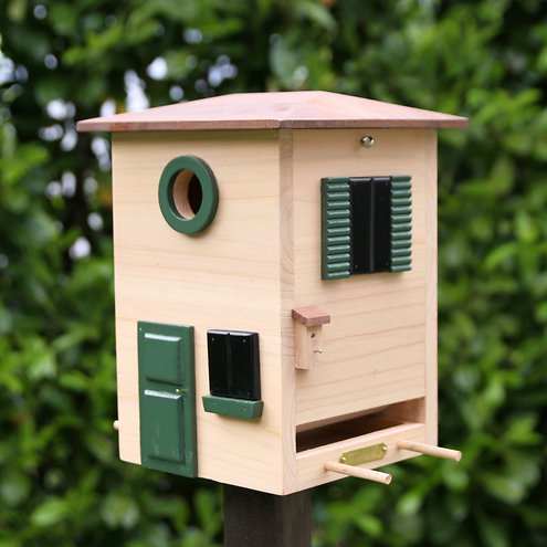 Wildlife Garden Vogelhaus Multiholk Toskana plus Aktions Preis!