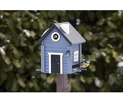 Wildlife Garden Multiholk Vogelhaus Blue House plus
