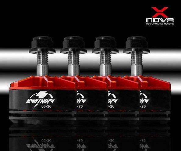 XNOVA Lightning Combo 2206 2600 KV Motor 4er Set