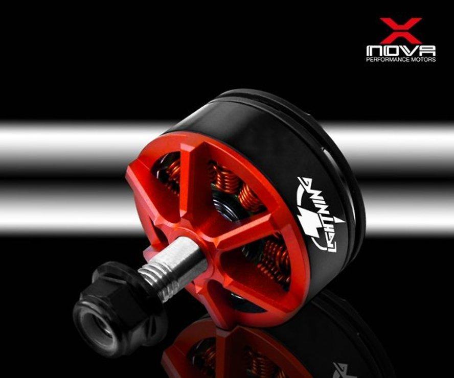 XNOVA Lightning Combo 2207 2450 KV Motor 4er Set - Pic 3